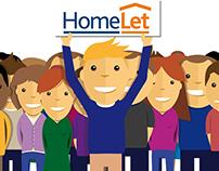 HomeLet Illustrations