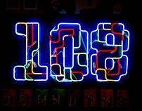 10DAYFEST Typeface