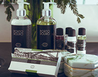Porto Douro || Amenities Packaging Design