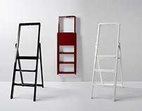 Step Stepladder by Karl Malmvall