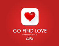 Go Find Love – Blind Dates Fuelled by Ford
