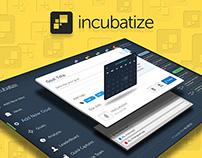 Incubatize - Idea Sharing App