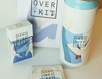 Packaging Kit Hangover Kit