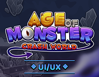 Age of Monster - Game UI/UX