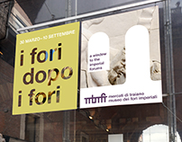 Mercati di Traiano, Rome (Rebrand)