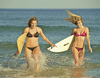 ODINA SURF LOOKBOOK