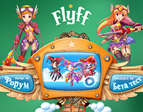 Fly For Fun / Flyff Game Promo Page
