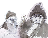 Warsaw Subway Sketching Group