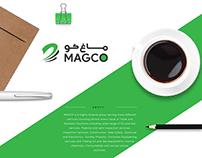 (Live) MAGCO - Corporate Branding & Website Design