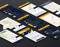 Trekk app