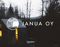 Janua Oy / Brand identity and website