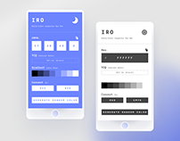 Try It | IRO Color Inspect| Zalepik + NyanDev.Id