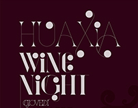 Graphic Flyer HUAXIA