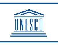 UNESCO Photographic Advertising Campaign