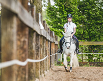 Photoshoot for Jo Horse Club Equestrian Services