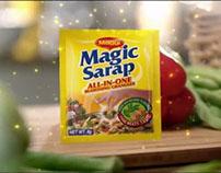 MAGGI Magic Sarap TVCs