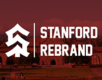 Stanford Cardinal Rebrand