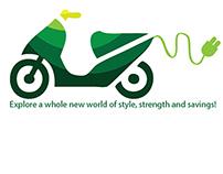 Service design for new business ( E ride )