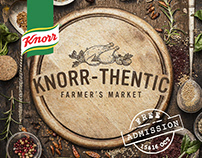 Knorr-thentic Food Market