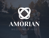 Amorian Wedding Rings