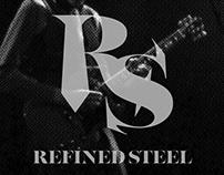 'Refined Steel' | Musician Branding (Freelance)