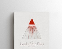 Book Cover & Layout Design for Lord of the Flies