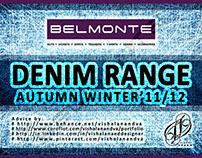 BELMONTE - DENIM RANGE - AW'11/12
