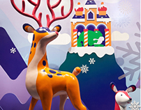 "Lotte World Mall_season VM ""Let's enjoy Amazing Winter"""