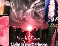 """Night Rose"" (Fall/Spring Collection)"