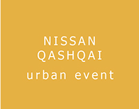NEW NISSAN QASHQAI - mapping projection