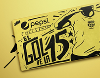 Pepsi promo digital