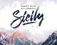 Sicily Script Font