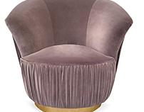 COUNTESS Chair | By KOKET
