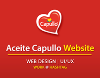 Capullo Website