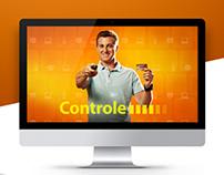 Itaucard :: Controle