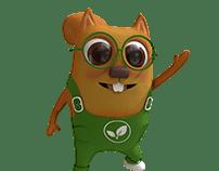 Kesmar 3D Character Design