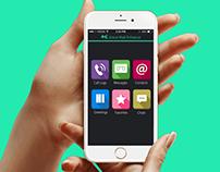 4 ME-Voice mail app