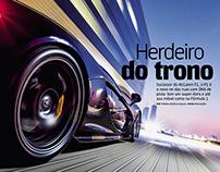 QUATRO RODAS • McLaren P1