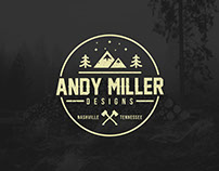 Andy Miller Designs Logo