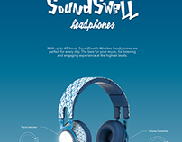 3D Models of SoundSwell's Headphones