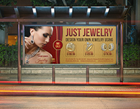 Jewelry Billboard Templates