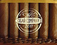 The Cigar Company, New Zealand