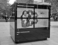 NikeiD Studio Cube / 2008
