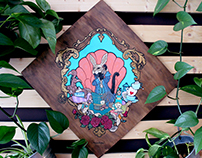 """Baloo in Wonderland"""