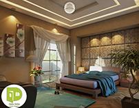 Bedroom modern