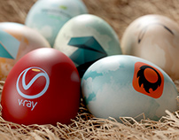 Happy CGI Easter