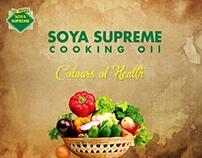 Soya Supreme - Social Media Post