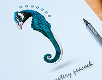 The Watery Peacock