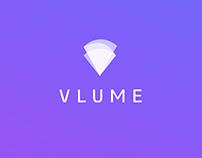 VLUME reading app | UI/UX design
