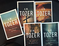 Book Design Series: A.W. Tozer